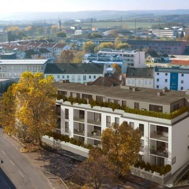 3D Visualisierung exterior Sonnberg