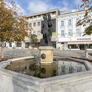 Hollabrunn - Hauptplatz