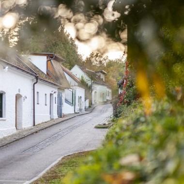 Hollabrunn - Kellergasse